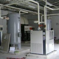 Đầu máy nén khí bị nhiệt độ cao cần khắc phục như thế nào