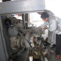 Dịch vụ đại tu máy nén khí Á Đông Group