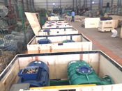 Máy thồi khí Huadong Biogas blower
