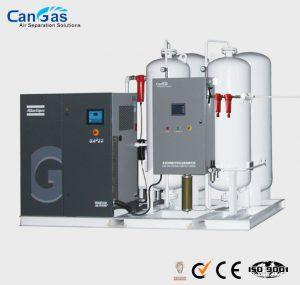 Máy sản xuất khí ni tơ CANGAS CFS Nitrogen Making& Cylinder Filling System