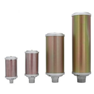 Bộ lọc giảm âm, máy sấy khí hấp thụ